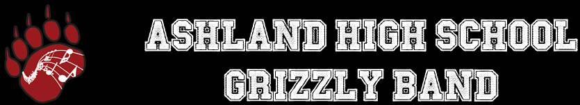 AHS Grizzly Band Logo